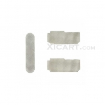 For iphone 4S a full set of Earpiece Speaker Dust Cover 20pcs/Lots