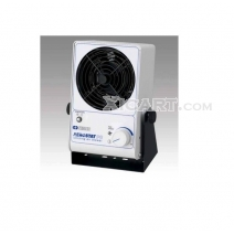 Anti electrostatic ion fan for mobile repairing on Wet Bench