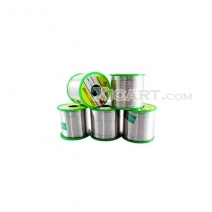 1.0mm Lead Free Solder Sn 99.3% Cu 0.7% Flux 2.2% 500g