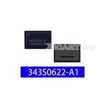 Power Supply Control Logic IC Chip 343S0622-A1 for iPad 4