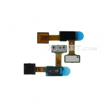 Front Camera Module for Samsung Galaxy Note 2 LTE N7105 w/ Flex Ribbon Cable