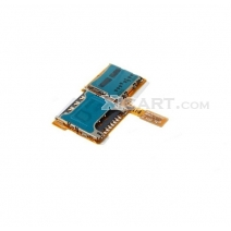 SIM / TF Card Flex Cable Repair Part for Samsung Galaxy Note 3 Lite N7505