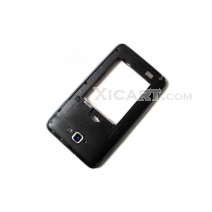 For samsung Galaxy Note N7000 Middle Housing Cover with Side Keys -Black