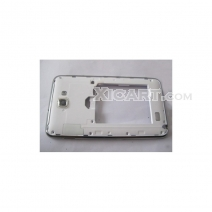For samsung Galaxy Note N7000 Middle Housing Cover with Side Keys -White