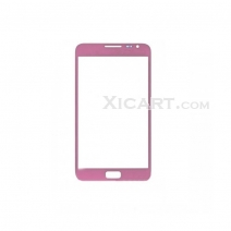 Touch Lens For samsung Galaxy Note N7000 -Pink
