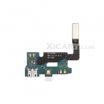 Dock Connector Charging Port Flex Cable for Samsung I317 Galaxy Note 2 AT&T