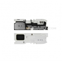 White Ringer Buzzer Loud Speaker for Samsung I317 Galaxy Note 2 AT&T