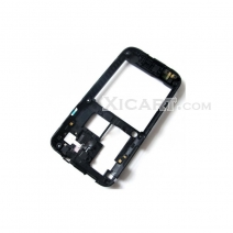 For samsung I9001/i9000 Galaxy S Plus Middle Cover -Black