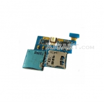 SIM Holder For samsung Galaxy S 2 LTE HD (E120L)