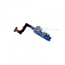 For samsung I9100 Galaxy S II Charging Port with Flex Cable