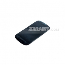 Black Digitizer Frame Adhesive Sticker for Samsung Galaxy S3 Mini i8190