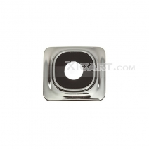 For Samsung Galaxy S3 S III SGH-T999 Rear Camera Lens Ring Cover with Bezel