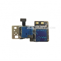 SIM Holder For samsung I9500 Galaxy S4