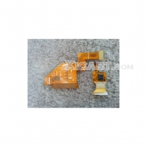 LCD flex cable ribbon for samsung galaxy S4MINI I9190 I9192 and Touch Screen flex cable