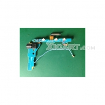 Earphone Jack and Speaker Flex Cable For Samsung Galaxy S4 zoom C101