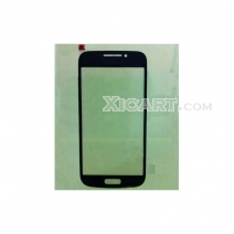 High quality FRONT GLASS FOR SAMSUNG GALAXY S4 ZOOM C101 -Black