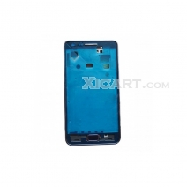 Front Housing Cover for Samsung I9105 Galaxy S II Plus -Black