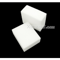 Sponge Used For Glue Removing Cleaning