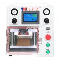 2019 Newest YMJ Vacuum Laminating Machine + OCA Film Laminator