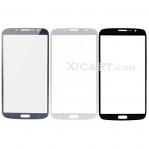 Front Outer Screen Glass Lens for Samsung Galaxy Mega 6.3 I9200 - Blue /Black /White