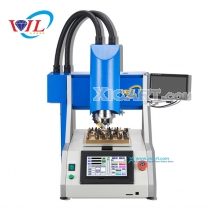 Automatic Iphone IC Remove Router, CNC Milling Machine For iPhone Main Board Repair