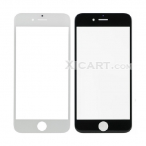 Front Outer Screen Glass Lens For iPhone 7 (4.7 inch)- Black / White