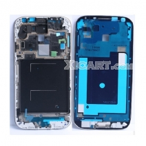 LCD Front Housing Frame Bezel Plate Middle Frame For samsung Galaxy S4 i9500 i9502 i9505 i9508 i959 i337 i545 L720 R970