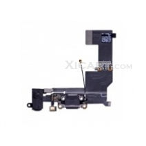 Charging Port Flex Cable Ribbon For iPhone SE - White/Black