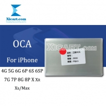 OCA Optical Clear Adhesive Double-side Sticker for iPhone Series