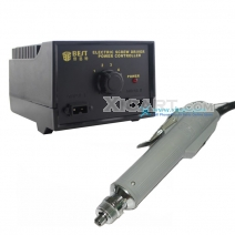 DC Powered Electric Screwdriver 3C + Power Supply (BEST BST-115D)