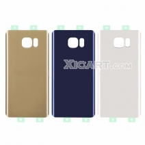 Back Glass Cover Battery Door Housing for Samsung Galaxy Note 5