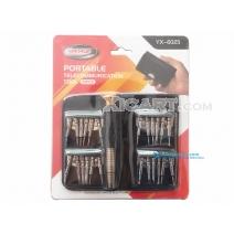 Precision Screwdriver Cell Phone Repair Tool Set Tweezer Mobile Kit