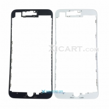 For iPhone 7 Plus (5.5 inch) Touch Screen Frame Bezel with hot melt glue - Black / White
