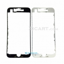 For iPhone 7 (4.7 inch) Touch Screen Frame Bezel (without hot melt glue) - Black / White