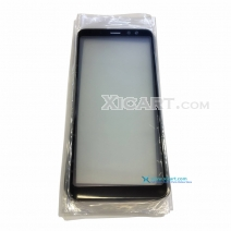 Front Outer Screen Glass Lens for Samsung Galaxy A8 2018