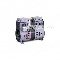 Silent Oil-free vacuum pump vacuum degree -98.6 kpa(-740mmhg)