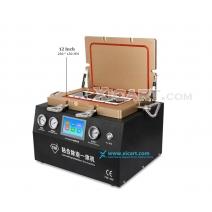 Latest 2 in 1 Vacuum Laminator & Bubble remover Machine No Need Air compressor and Bubble Remover 3
