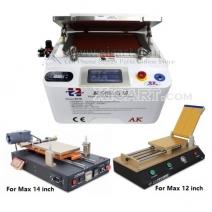 Full Automatic LCD Refurbish Machines Kit II For Max 12 inch