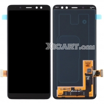 LCD Screen Display without Frame for Samsung Galaxy A8 2018