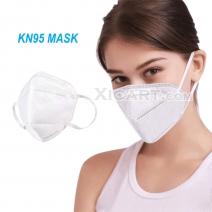 Face Mask Pm2.5 KN95 Face Mask Anti-Fog Haze Dustproof Mask