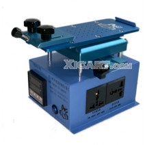 Rotatable Platform Glue Remove Holder Plate & LCD Separator Heater Machine #KTZ