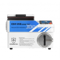 Airbag LCD lamination machine (Outside Vacuum Pump) #OCAmaster OM-K6EDGE Pro
