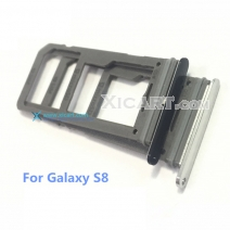 SIM Card Tray Holder Slot for Samsung Galaxy S8  S8 Plus SIM Holder Slot Tray Adapter Single Version