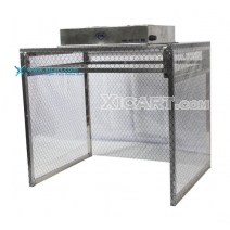 Small Dust Free Working Room Bench For Vacuum OCA Lamination Machine Cleaning Work Station Table #TBK-805
