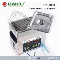 Stainless steel ultrasonic cleaner BAKU BK-2000