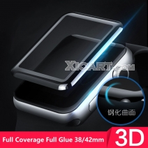 Full Coverage Full Glue HD 3D Tempered GLass Arc Edge