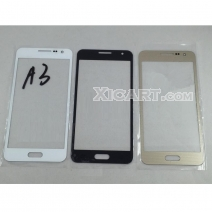 Front Outer Screen Glass Lens for Samsung Galaxy A3 - White /Black /Gold