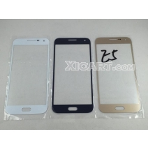 Front Outer Screen Glass Lens for Samsung Galaxy E5 - White /Black /Gold