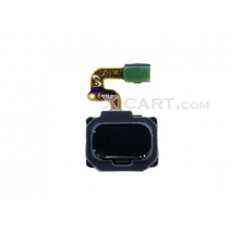 Touch ID Home Button For Samsung Galaxy Note 8 Fingerprint Sensor Flex Cable - Black