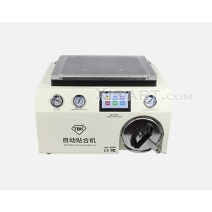 Vacuum Laminating Machine with Transparent Cover and Autoclave Bubble Remover #TBK-408A